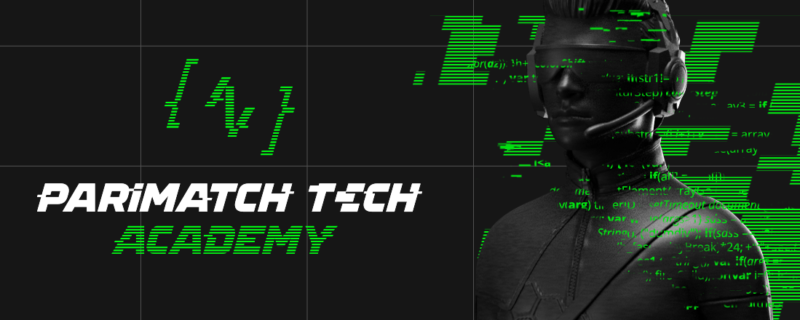 Parimatch Tech Academy: Онлайн-презентация IT-Академии