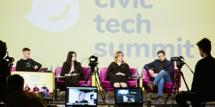 Переможець PMHUB Pitch. Civic Tech Summit 2020